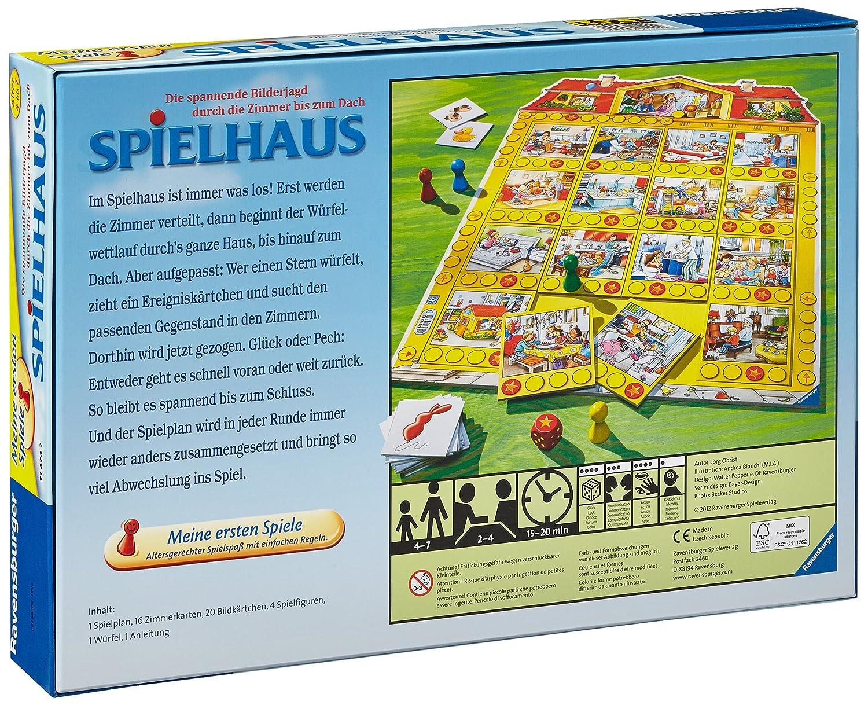 Spielhaus Ravensburger 21424