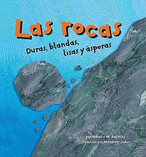 Las rocas (Ciencia asombrosa) (Spanish Edition)