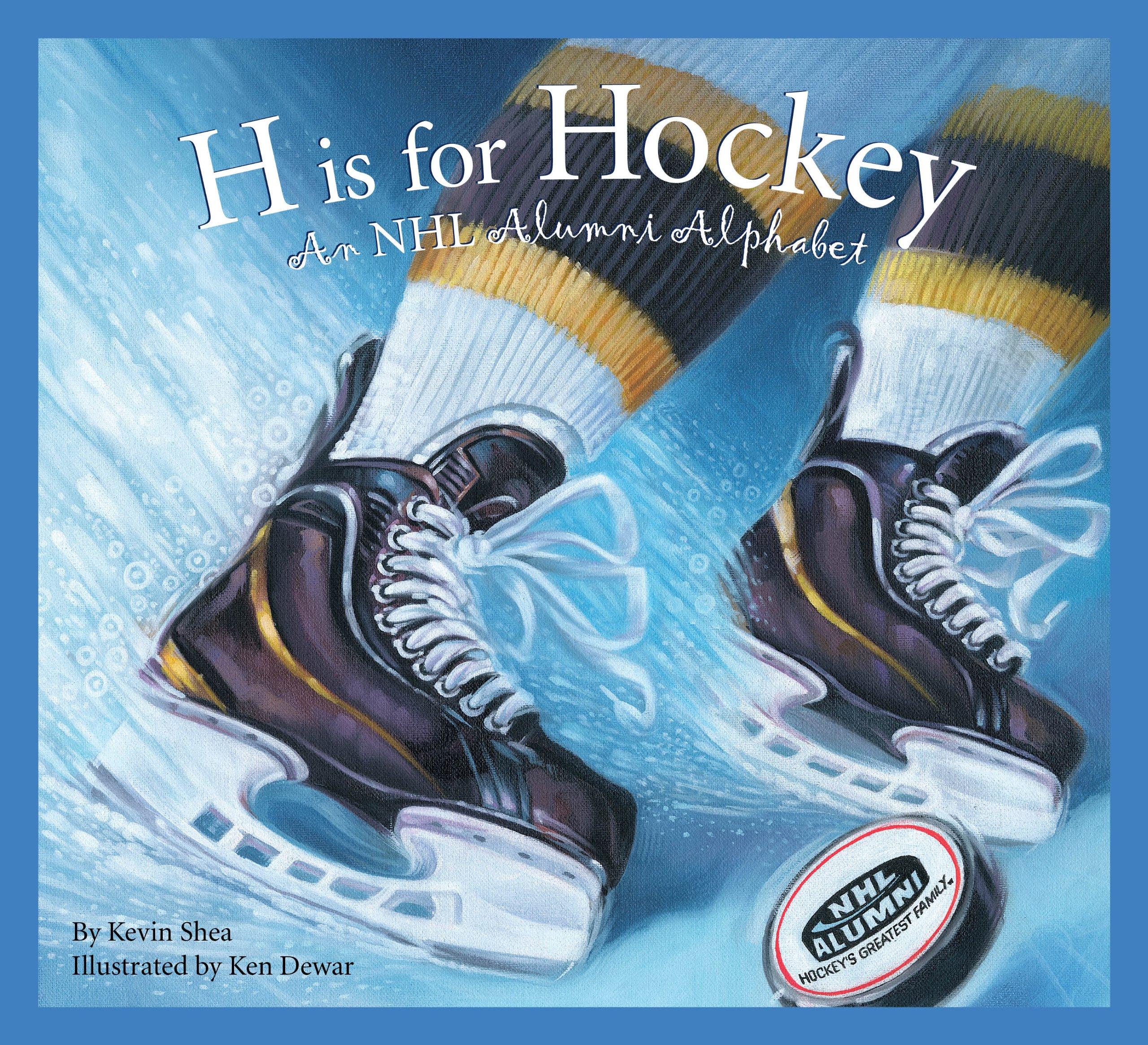 Read Online H is for Hockey: A NHL Alumni Alphabet (Sports Alphabet) ebook