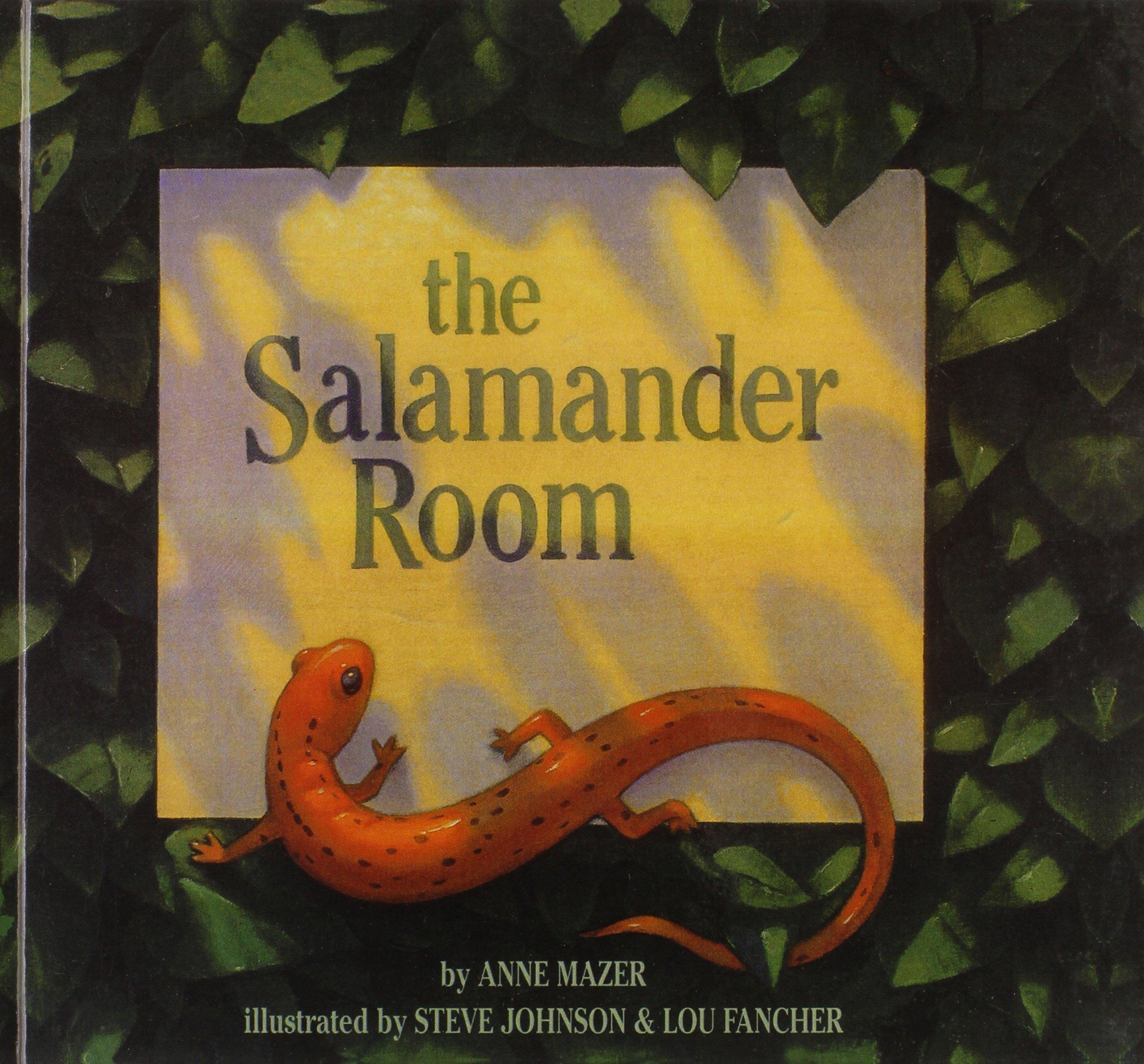 The Salamander Room (Turtleback School & Library Binding Edition)