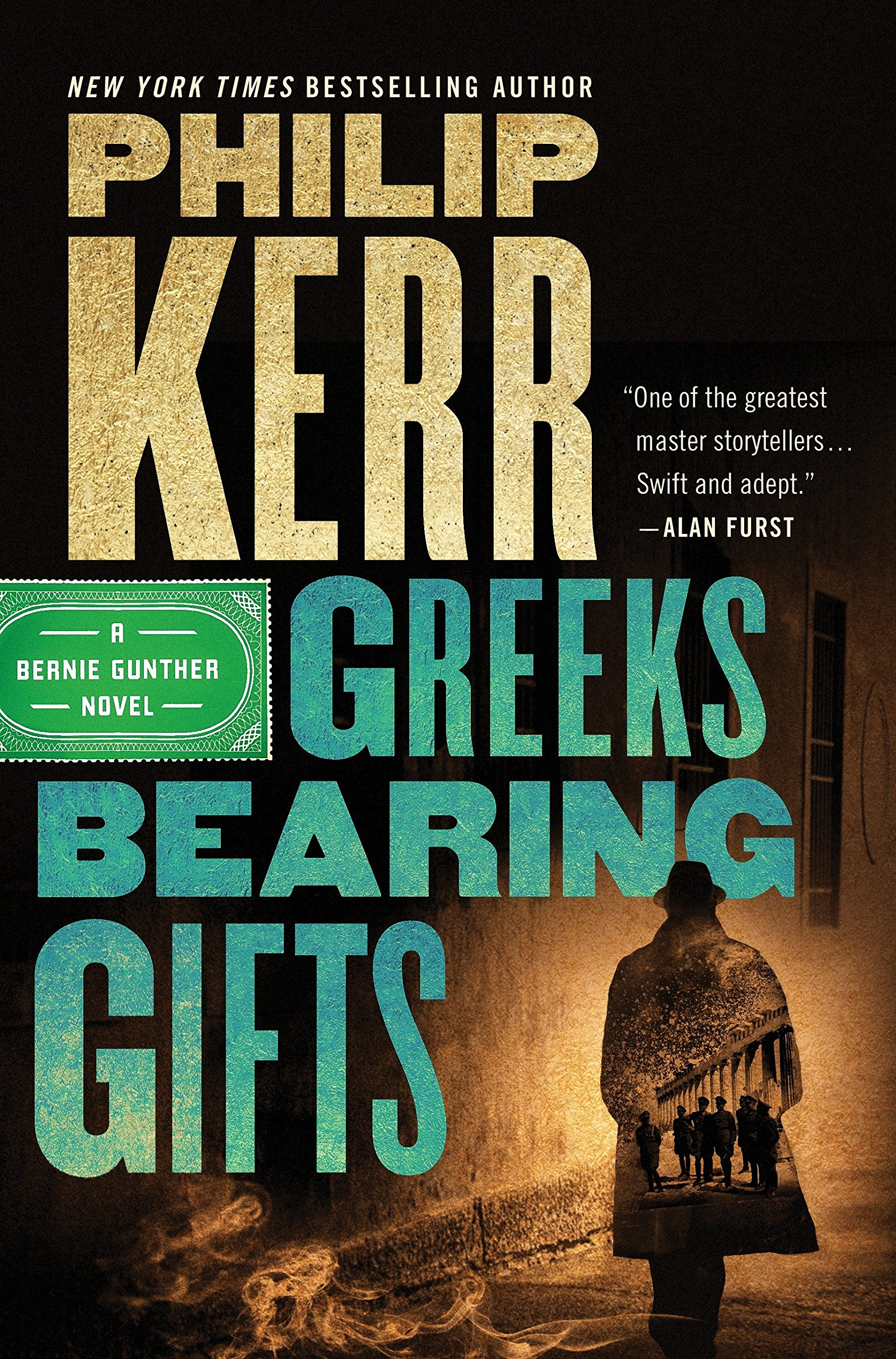 Greeks Bearing Gifts (A Bernie Gunther Novel) pdf