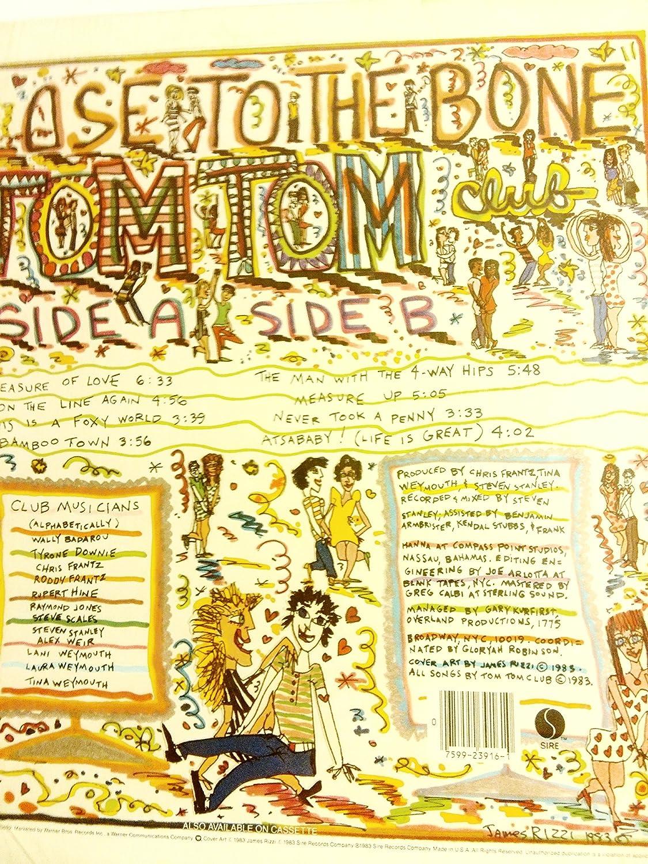 The Tom Tom Club - Close to the Bone - Amazon.com Music f9ea7189225