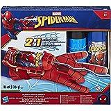 Hasbro Marvel Spider-Man Guanto Spararagnatele 2-in-1 (Acqua e Ragnatele), B9764EM0