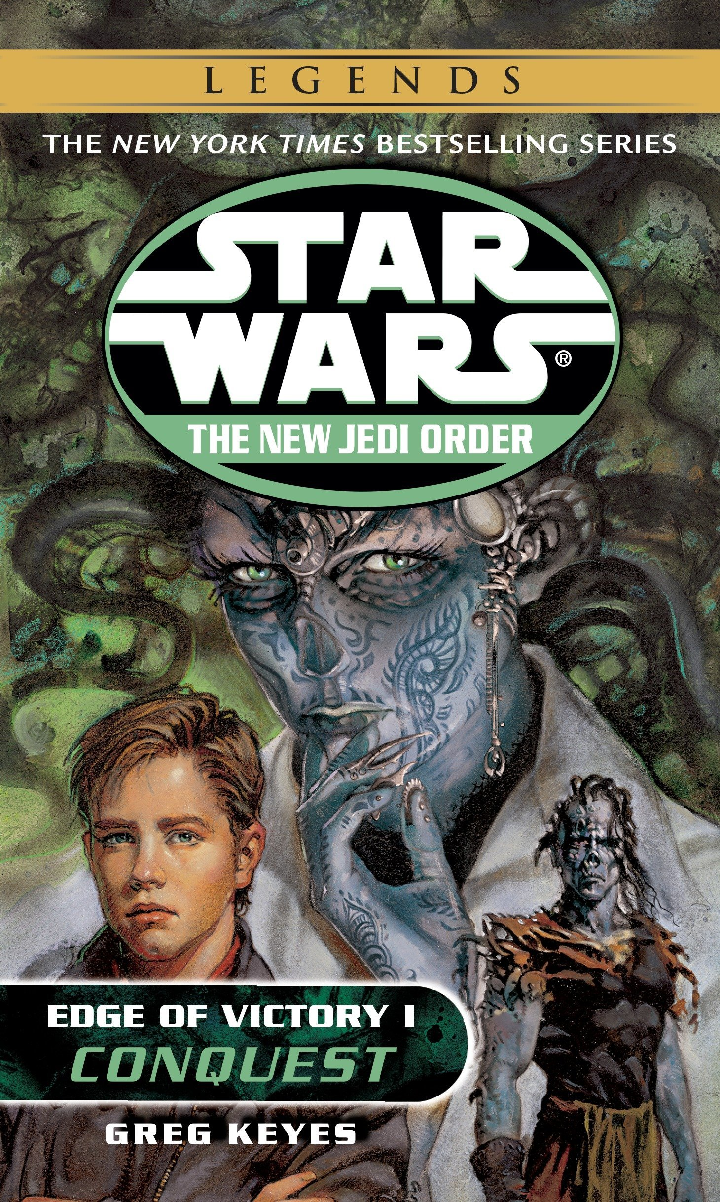Download Edge of Victory 1:  Conquest (Star Wars: The New Jedi Order) PDF