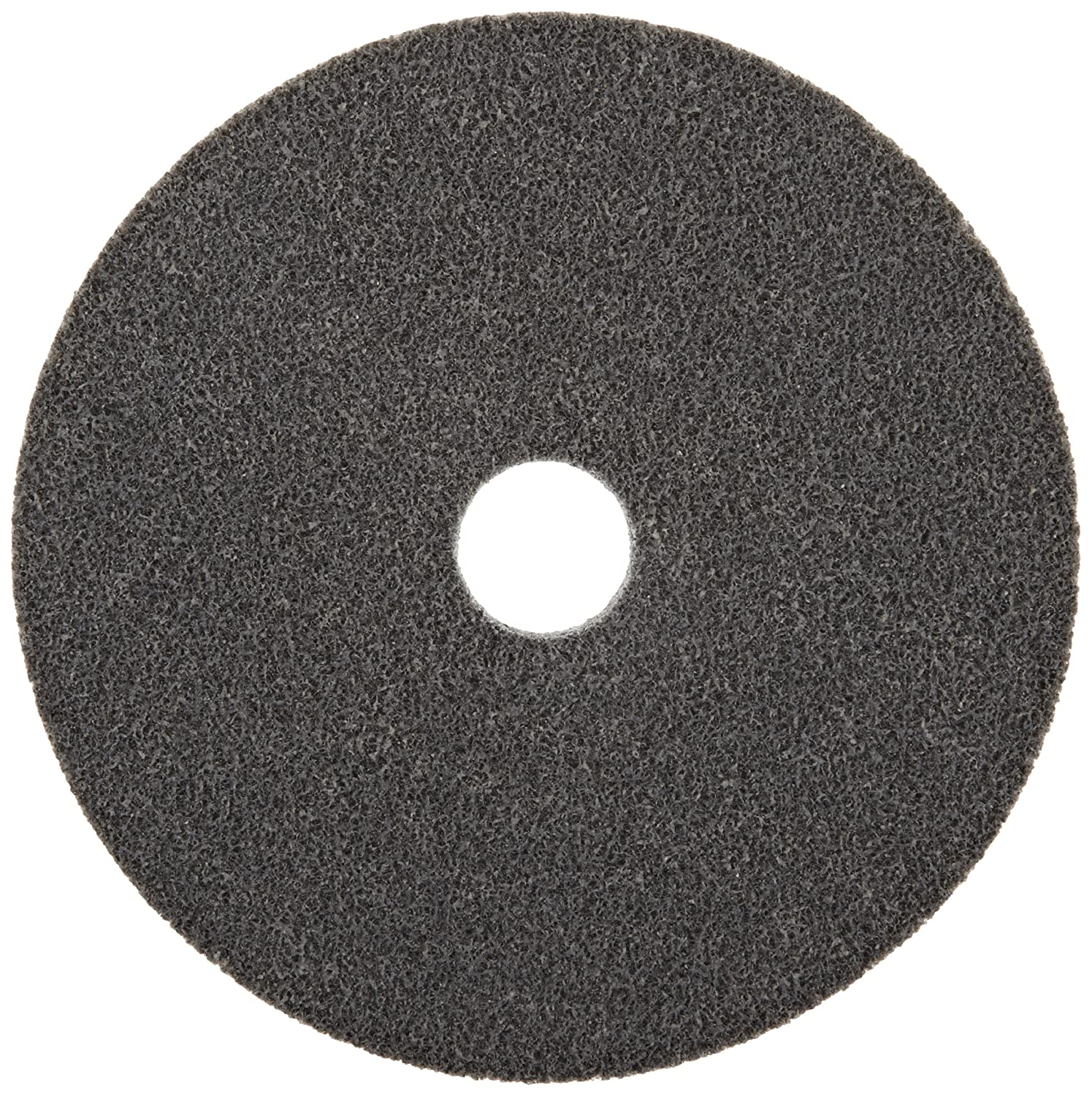 Silicon Carbide 1 Arbor Medium Grit Pack of 4 Scotch-Brite EXL Unitized Wheel 6 Diameter 1 Arbor 3MIA9 XL-UW 6 Diameter 4500 rpm