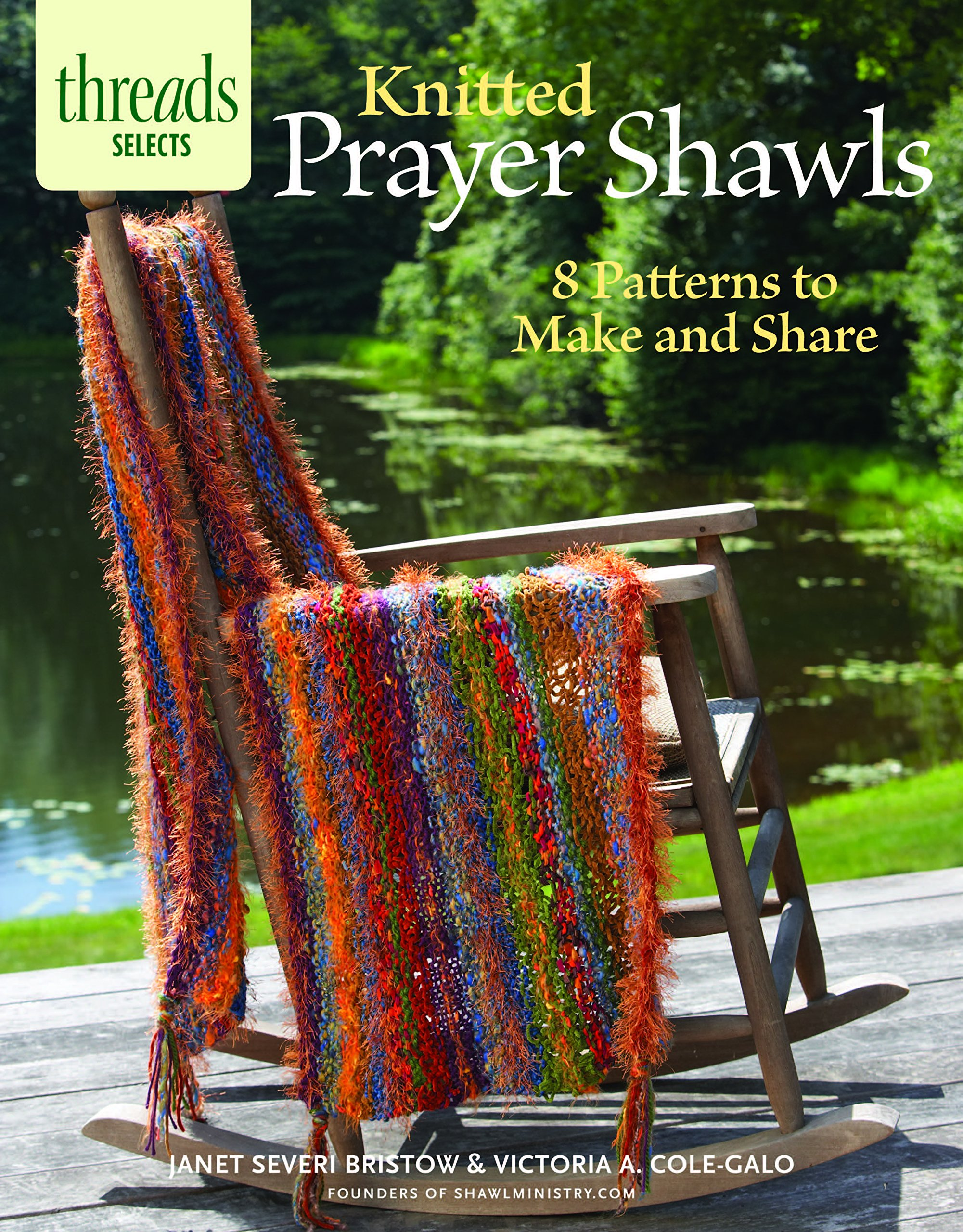 Knitted Prayer Shawls patterns Threads