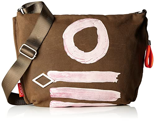 Womens Ruffles Shoulderbag Mvz Cross-Body Bag Oilily cQm7kSwL5M