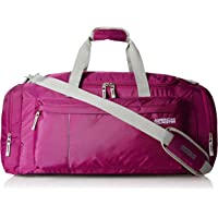 American Tourister X-Bags Casual 2 Fabric 65 cm Magenta Gym Bag (X-Bags Casual 2_8901836101188)