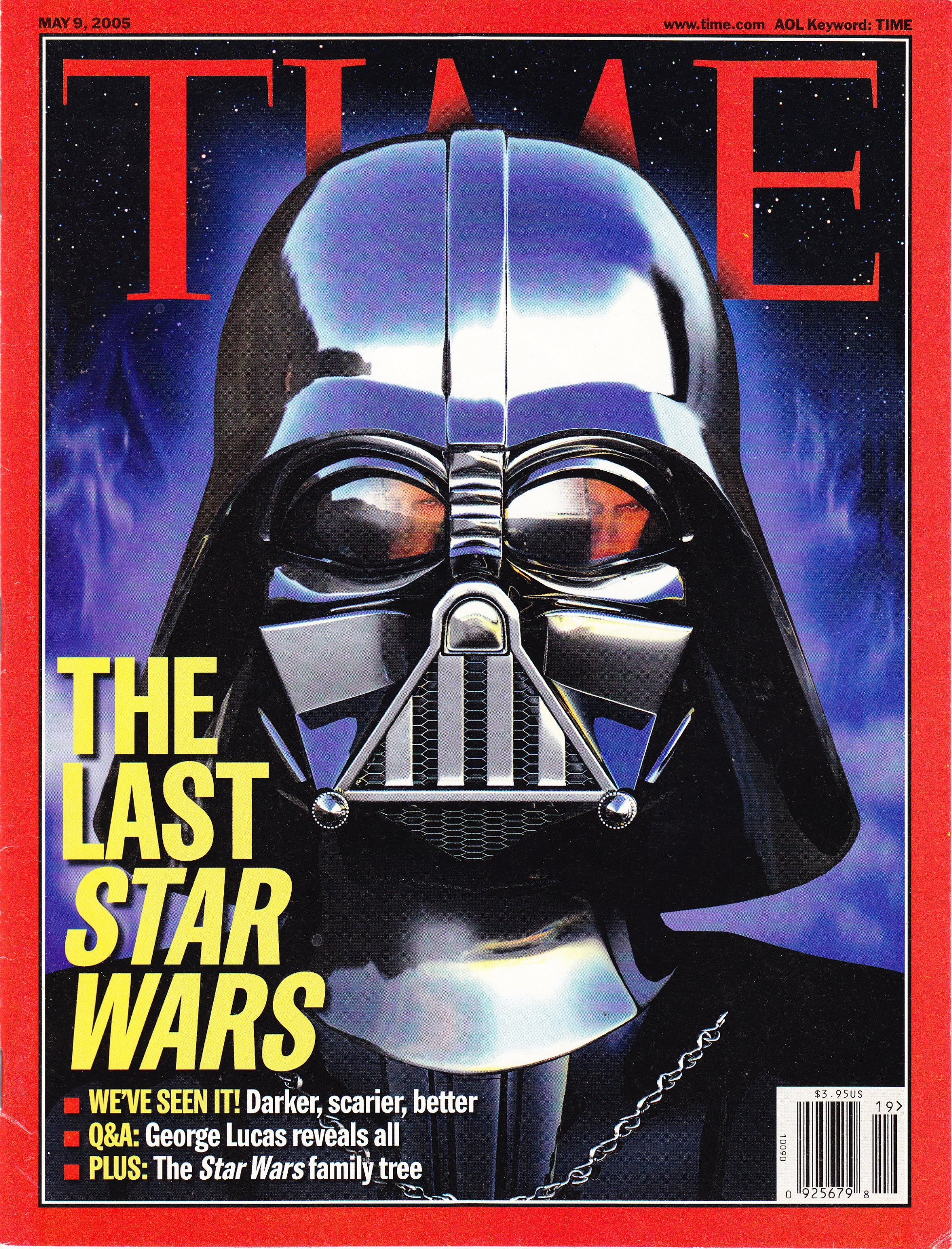 Download Time Magazine May 9, 2005 - The Last Star Wars PDF