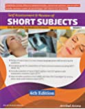 SELF ASSESSMENT & REVIEW OF SHORT SUBJECT SKIN ANESTHESIA, RADIOLOGY & PSYCHIATRY 6ED 2018 (VOL. 1)