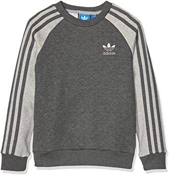 adidas Fleece Crew Sweatshirt Kinder 110 XXXS: