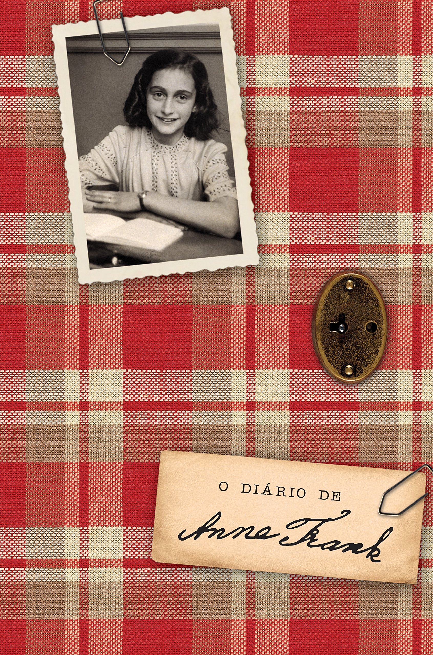 O Diário De Anne Frank Em Portuguese Do Brasil 9788501068200 Books
