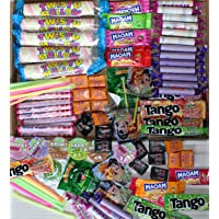 Box of 100 mixed childrens sweets. Ideal sweet box for birthday parties, prizes, party bags, pinata fillers (or just sit and eat them yourself)! Exclusive to Rixon and Bryce