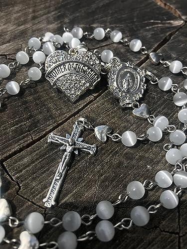 Amazon Catholic Rosary Mother Of The Bride Gift Catholic