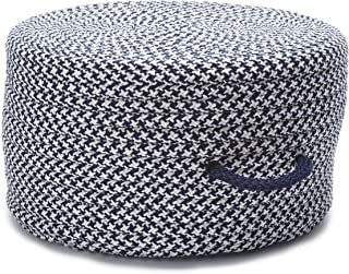 product image for Colonial Mills Houndstooth Pouf UF59 Ottoman