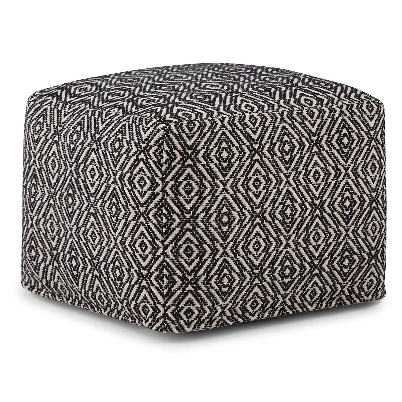 Pleasant Amazon Com Simpli Home Axcpf 03 Graham Transitional Square Short Links Chair Design For Home Short Linksinfo