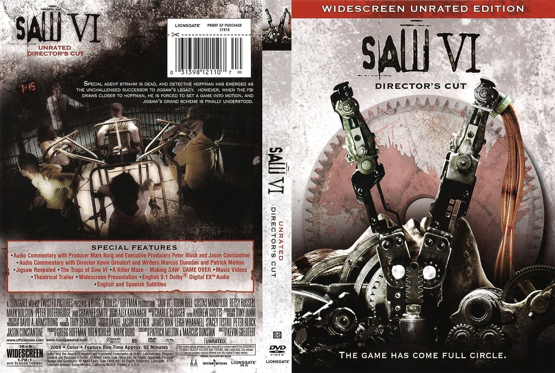 Saw VI (Rental Ready): Amazon.es: Cine y Series TV