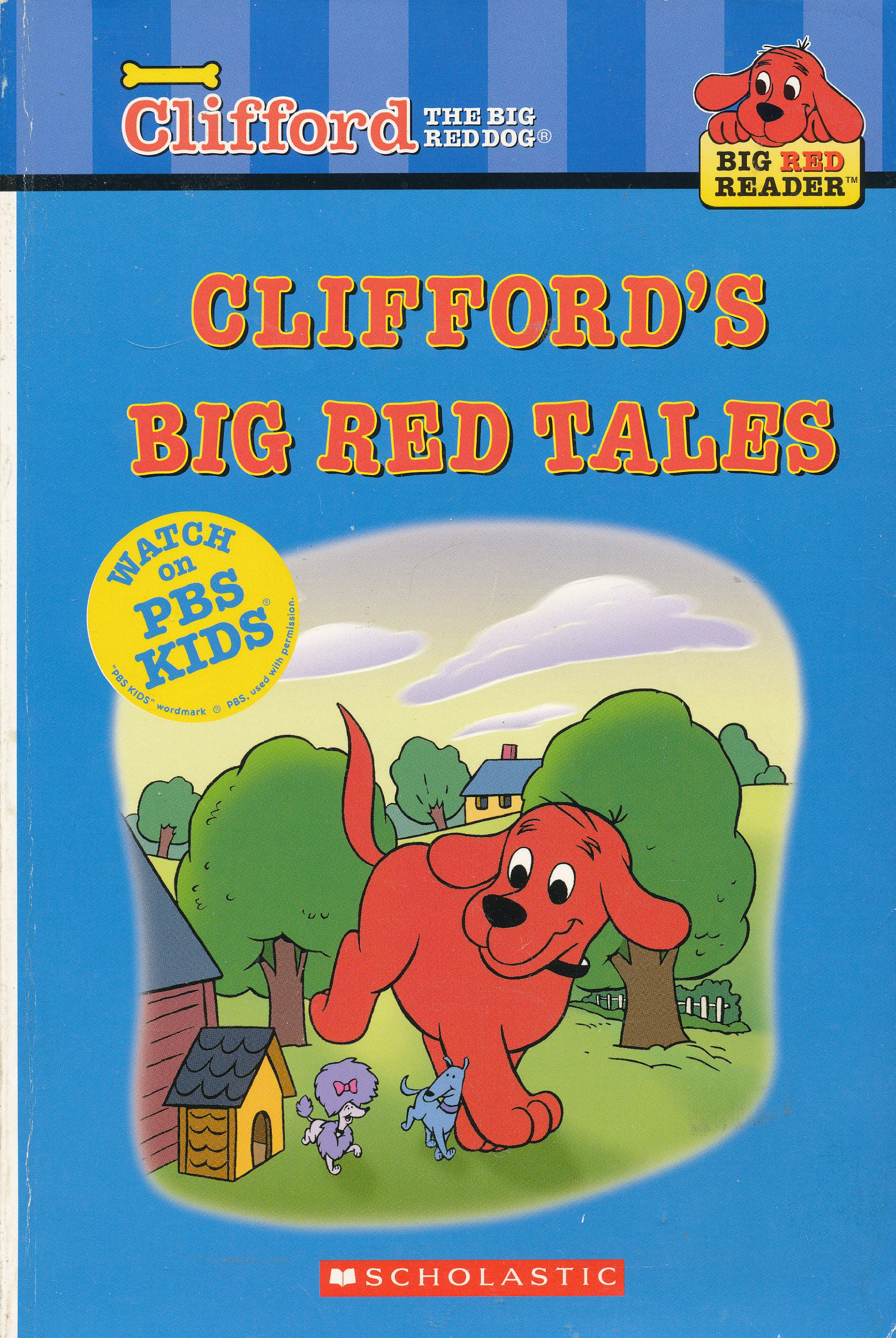 Download Clifford's Big Red Tales (Clifford the Big Red Dog) PDF