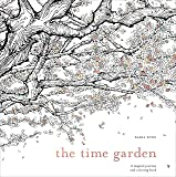 The Time Garden: A Magical Journey and Coloring