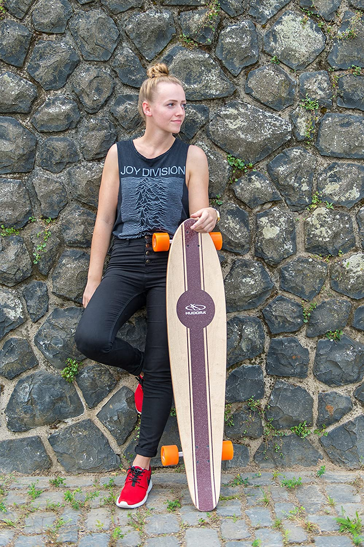 Hudora Brun Longboard Solana 12809