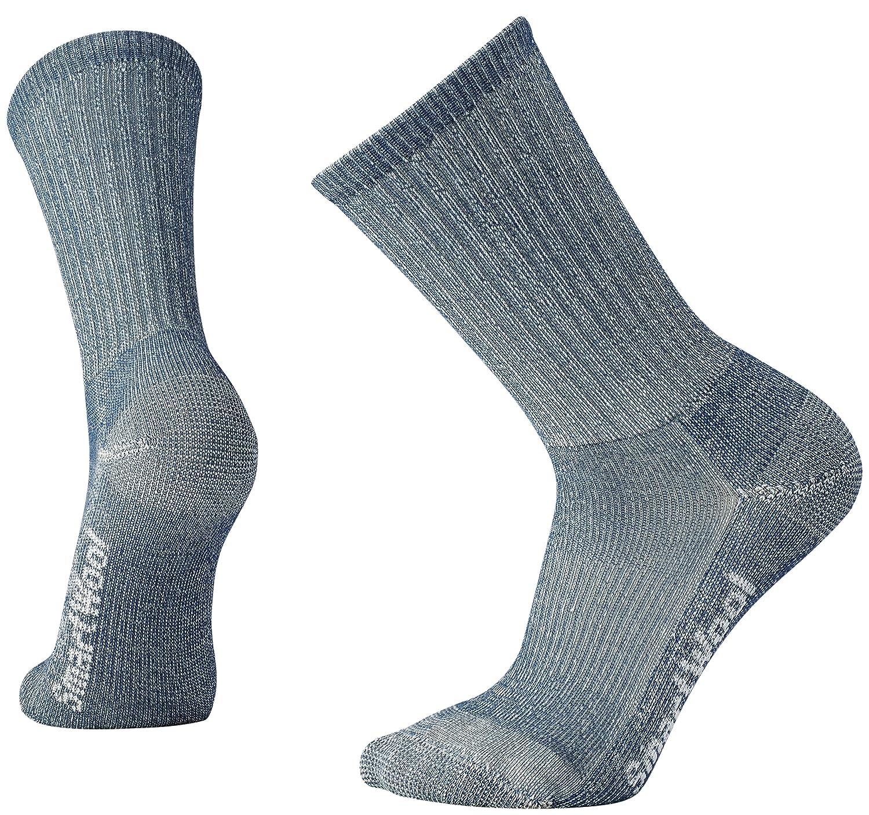 Smartwool Merino Hiking - Calcetines de senderismo para hombre, tamaño M, color gris BSW129129399