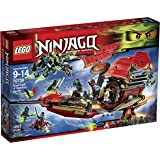 LEGO Ninjago 70738 Final Flight of Destiny's Bounty Building Kit