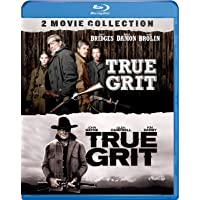 True Grit 2-Movie Collection Blu-ray Deals