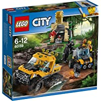 LEGO City Jungle Halftrack Mission 60159 Playset Toy