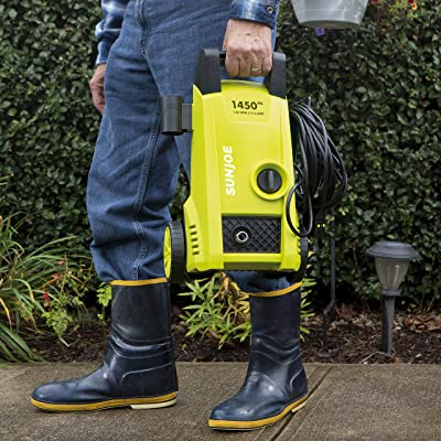 Sun Joe SPX1000  is one of the best electric pressure washer on the market.