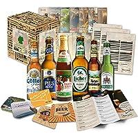 """""""6 Specialità della Birra da Germania"""". La migliore birra da Germania. Una delle migliori idee regalo per gli uomini (Compleanno, Natale, Befana, Anniversario)"""