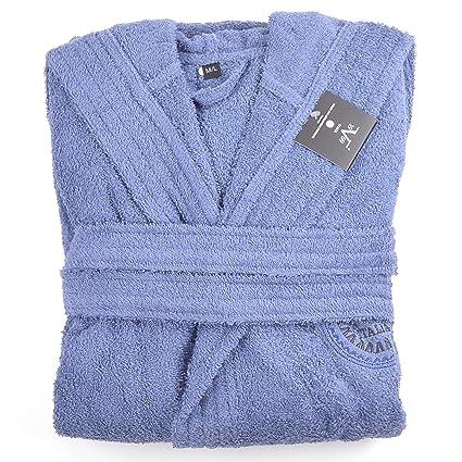 Versace 19v69 Pijamas Hombre, Azul, 38x28x8 cm