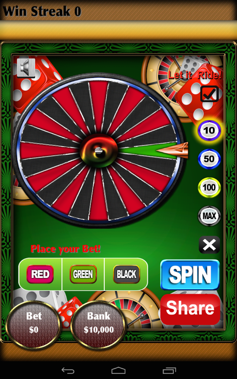 Roulette Free for Kindle Cash Wonoders Roulette Games Free