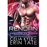 Rendan (Scifi Alien Dragon Romance) (Dragons of Preor Book 4)