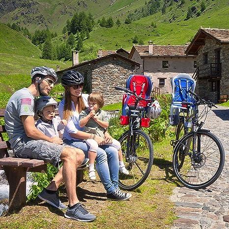 Ok Baby Niños 10 + Rueda Trasera de Bicicleta Asiento, Infantil ...