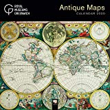 Royal Museums Greenwich - Antique Maps Wall