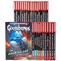 Goosebumps 30 Book Collection