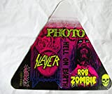 2011 Rob Zombie Slayer Exodus Backstage Pass Photo