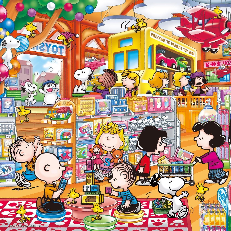 スヌーピー Peanuts ピーナッツ トイショップ Ipad壁紙 画像 スマポ