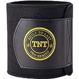 TNT Pro Series Waist Trimmer Weight Loss Ab Belt - Premium Stomach Fat Burner Wrap and Waist Trainer …
