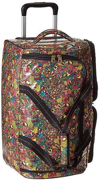 ac106df6f78 Sakroots Artist Circle 21-Inch Rolling Duffle Bag (One Size, RAINBOW SPIRIT  DESERT