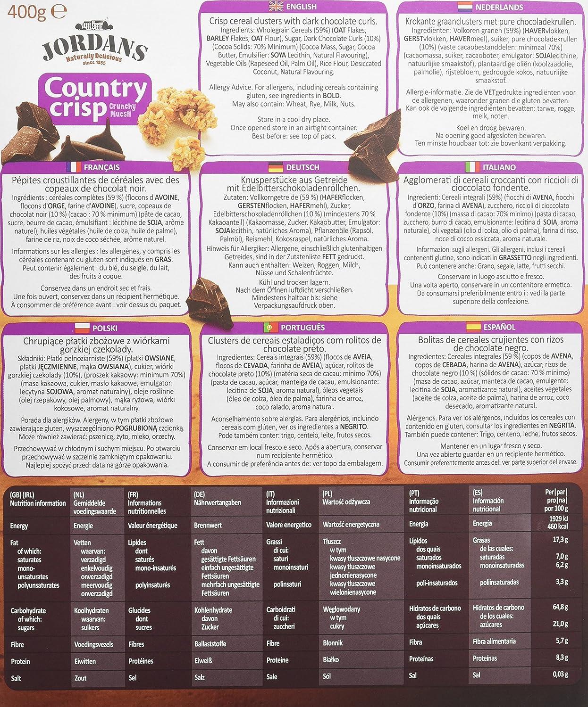 Jordans - Country crisp - Bolitas de cereales crujientes con rizos ...