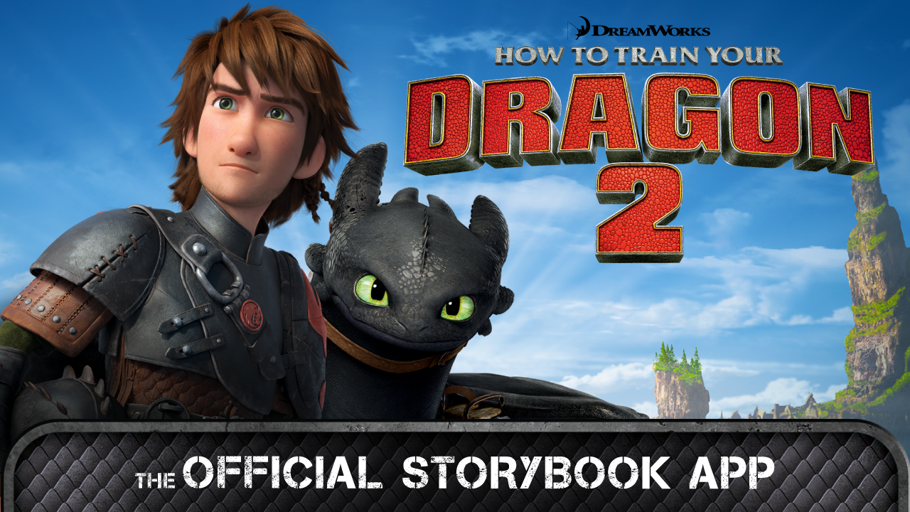 Amazon: How To Train Your Dragon 2 (the Official Storybook App):  Appstore For Android
