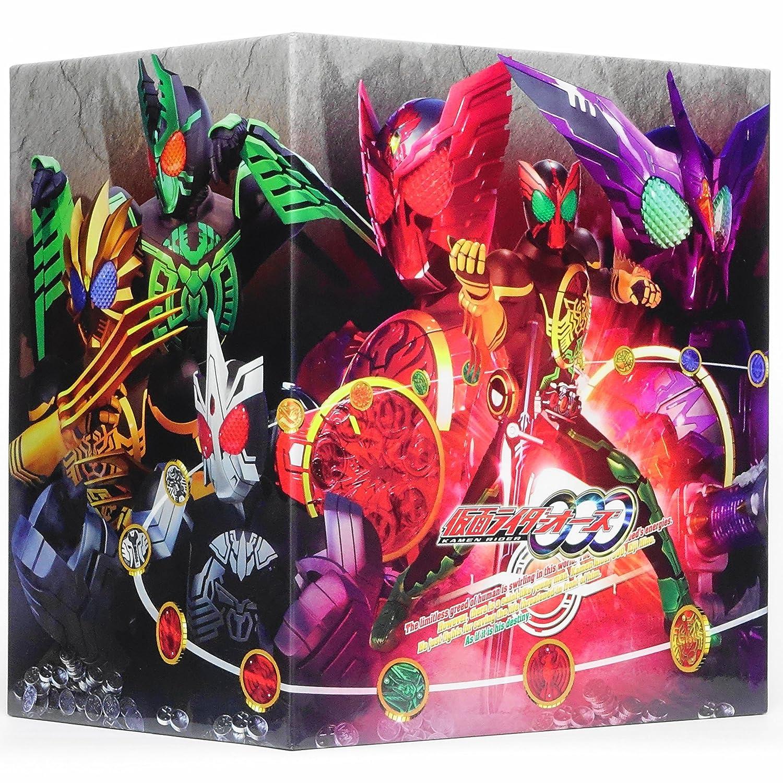 仮面ライダーOOO(オーズ) DVD全12巻セット B00D3ZQ0ZI