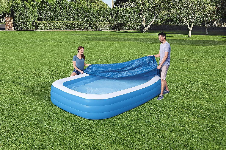 Cobertor Invierno para Piscina Desmontable Bestway: Amazon.es: Jardín