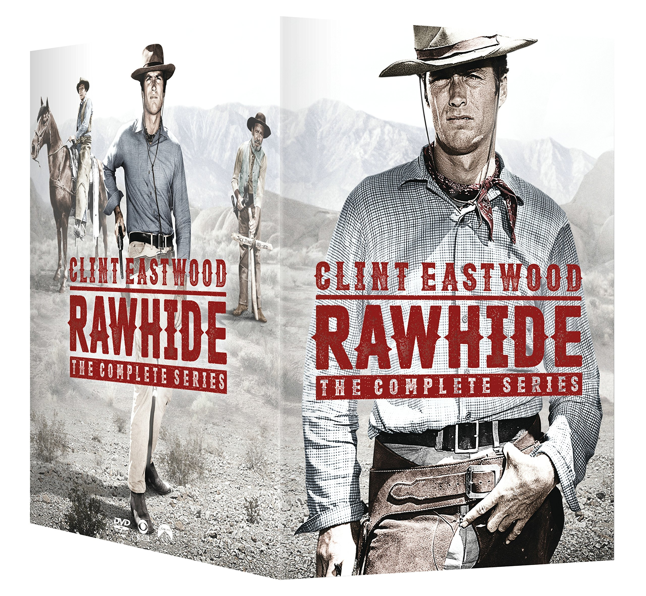 Rawhide: The Complete Series by Paramount