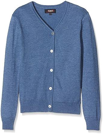 178a9f86f3 Colorado Denim Mädchen Strickjacke Mireille, Blau (Denim Blue Mel 9125),  146 (
