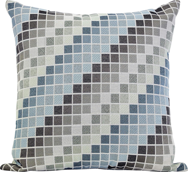 Urban Loft by Westex Typo Bae Feather Filled Decorative Throw Pillow Cushion 14 x 20