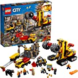 Lego City - Le site d'Exploration minier - 60188 - Jeu de Construction