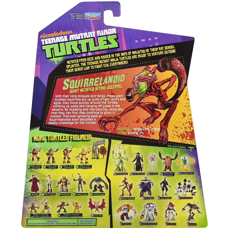 Teenage Mutant Ninja Turtles Squirrelanoid Action Figure ...