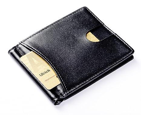3b48381baf128 Kreditkartenetui mit Geldklammer